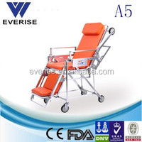 Automatic Loading Stretcher Rescue Emergency