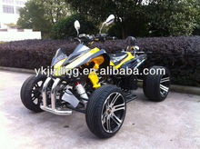 250cc quad bike atv water cooled with EEC for 2 passengers(JEA-21A-09)