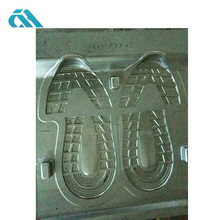 Manufacturer Aluminium EVA Shoes Plastic Mould Injection