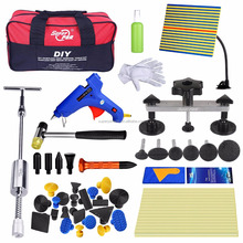 Super PDR Tools Kit Dent Repair Reflector Board Dent Puller Mini Lifter Glue Tabs car dent repair tools