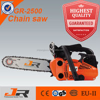 2015 new design 2500 Gasoline Extendable Chainsaw