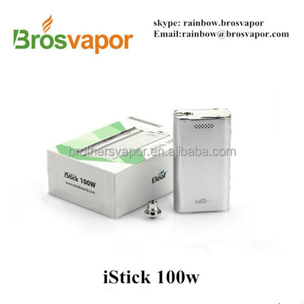 Eleaf iSmoka iStick 100W Box Mod with USB Port Charger 510 Spring Connector