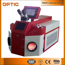 Hot Sale 200W Jewelry Laser Welder for gold silver metal