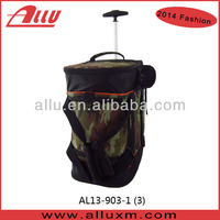 2014 Customized trolley sports bag China OEM