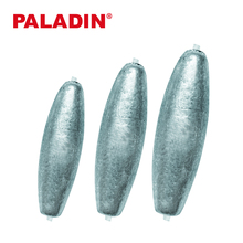 PALADIN Best Lead Fishing Weight Olive Sinkers for Sale