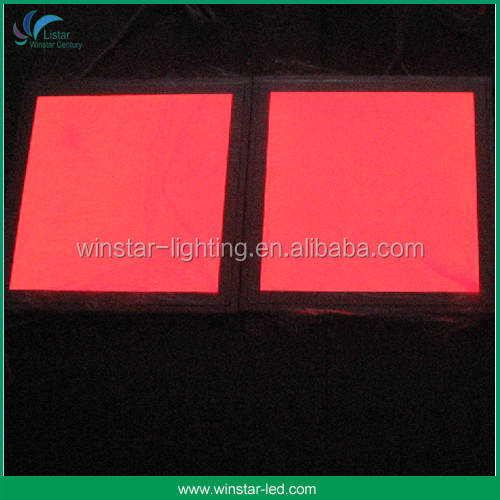 full multi colorful rgb led panel light 30x30cm 18w 20w