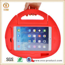 New Arrival EVA Foam tablet cover Silicone Case for ipad mini, Strawberry Design Protective Case For mini ipad case