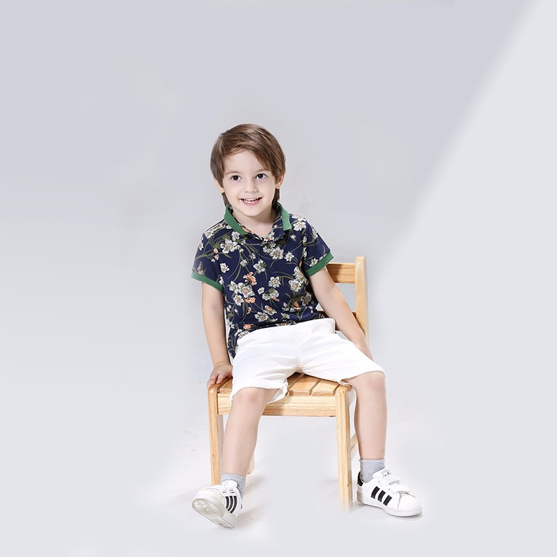2017 wholesale autumn new baby boys korean clothes
