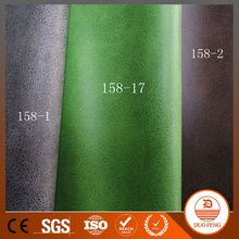 hot sale 1.1mm thick Abrasion-Resistant artificial PVC leather for sofa making
