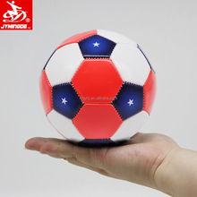 Hot sale indoor mini small size machine stitched soccer ball sale