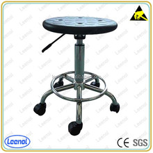Height Adjustable Cleanroom ESD Chair antistatic pu chair