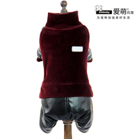Wholesale warm witner pet clothing