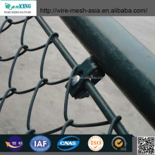 Manufacturer Anping Low Price chain link fence dog run