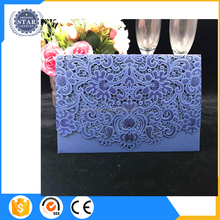 Chinese Laser Cut Wedding Invitation Card,2017 Latest Royal Wedding Invitation Card Design