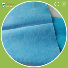 pe film laminated non woven fabric