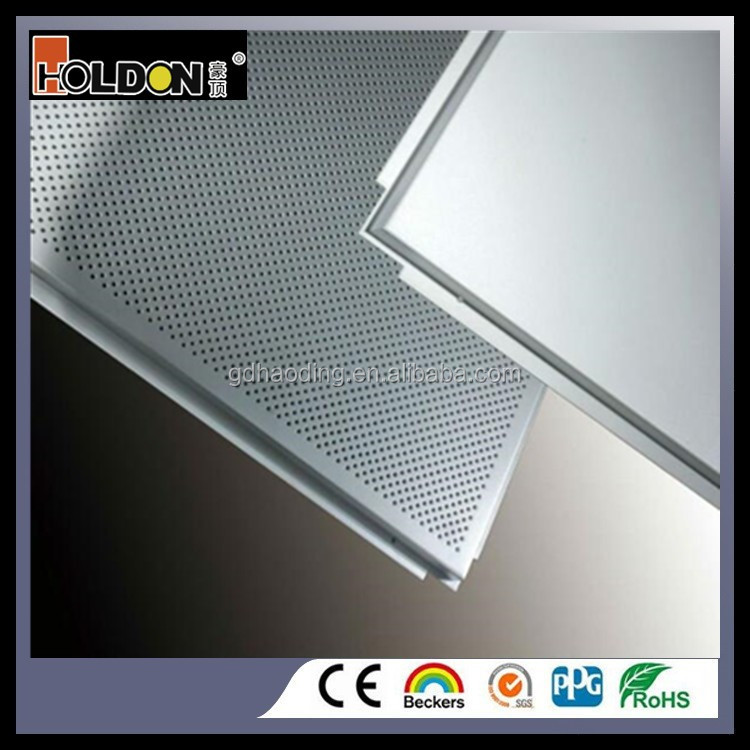 Free sample factory price Suspended ceiling design for shops,Building materials nam aluminum alloy lay-in ceiling