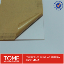 acrylic sheet clear/high density polystyrene board/furniture laminated acrylic sheet