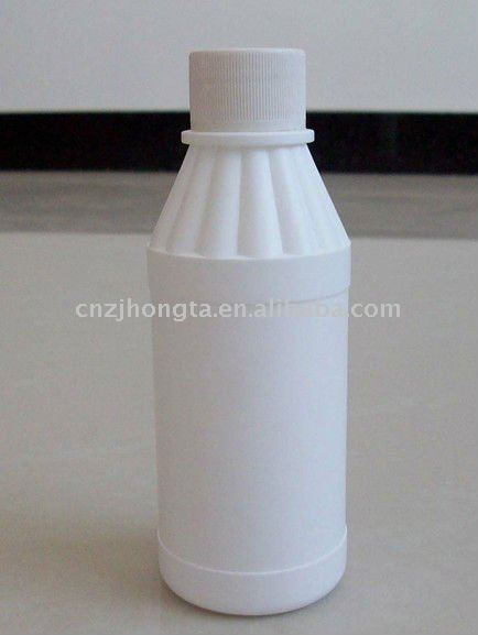 Screw Cap Sealing Type and Plastic Material 200ML Plastic PE pill bottle