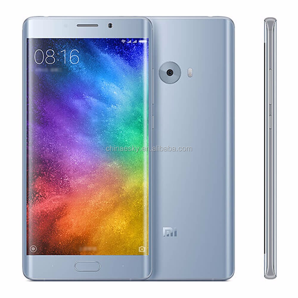 Best price ! Original Xiaomi Note 2 5.7 inch 64GB/128GB Android 6.0 OS 4G LTE Smartphone 64-Bit Qualcomm Snapdragon Phone