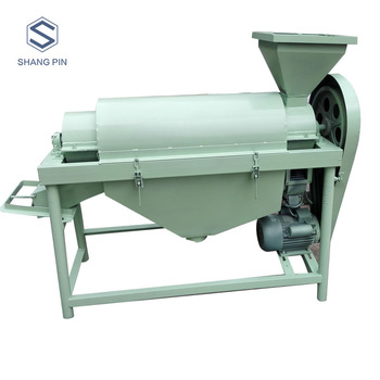 India muldew cassia seed cleaning grain polishing machine from Shangpin