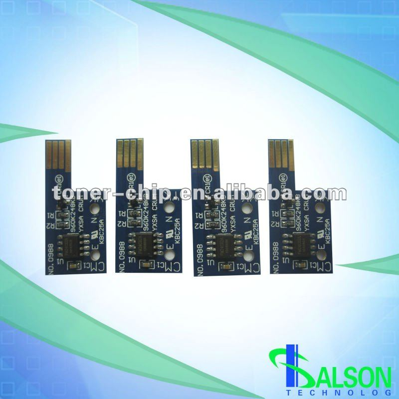 Comaptible Laser Toner Reset Cartridge chips for Xerox phaser 6125