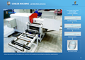 Coiling Machine for manufacturing truck wheel rim