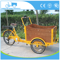 Foldable Cruiser tricycle manufacturer cargo bikes factory price