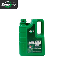 Gas engine lubricant oil API SN 5w40 lubricating oil fully synthetic