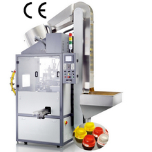 Best Quality Multi Colors Automatic Plastic Bottle Cap Screen Printing Machine