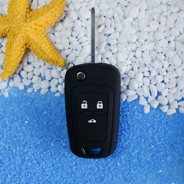 High quality silicone remote control car key cover for for chevrolet key cover cruze accessories cars parts,auto parts