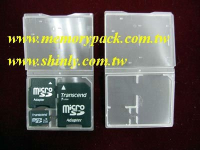 memory card case micro sd mini sd adaptor for nokia