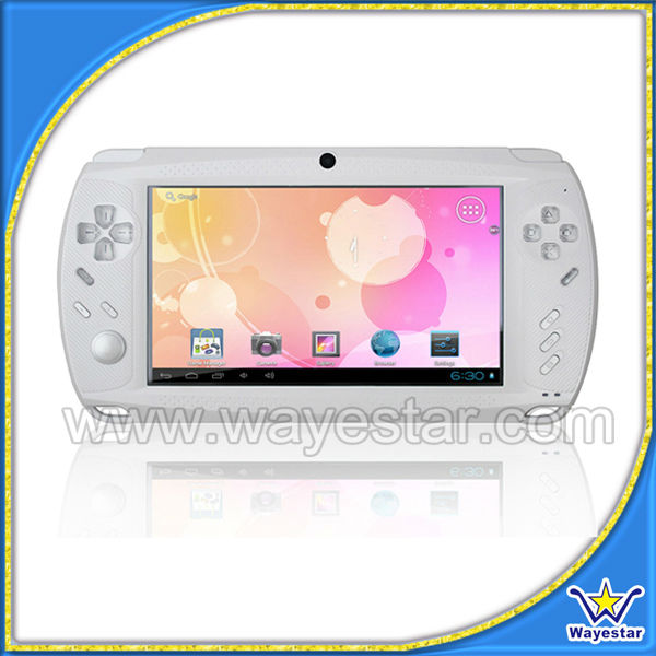 7inch game mid with wifi camera Cheap HDMI 3D online games tablet pc