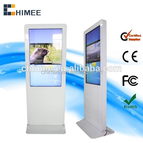 47 Inch led screen monitor lcd industrial panel pc totem