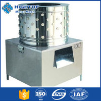 stainless steel duck plucking machine made in China