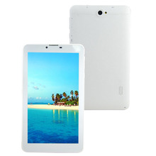 7 inch media tek Quad core android 5.1/6.0 dual sim card slots 4G tablet pc with USB port