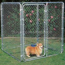 solid strong modular dog kennel
