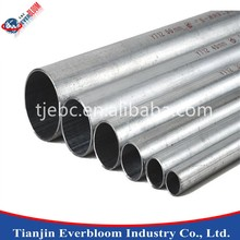 API 5L ASTM A53 ERW Steel Pipe For Liquid Transportation , Random Length 2 - 12m 2 - 12m