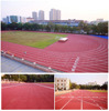 IAAF Approved Prefabricated Rubber Athletic Track