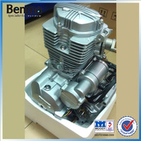 High cost performance chinese 4 stroke air cooled CG125 motorcycle engine