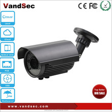 Vandsec Onvif Waterproof Outdoor Bullet IP Camera P2P Wifi POE Secuiry Wireless IP Cameras