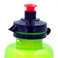 Manufacture Custom Gift Food Grade Bpa Free 500ml Plastic Drink Bottle With Flip Top Cap