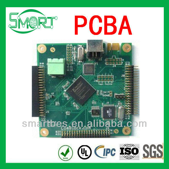 Smart Bes~OEM/ODM printed circuit board Service,Double sided LED PCB Electronic Circuit Board