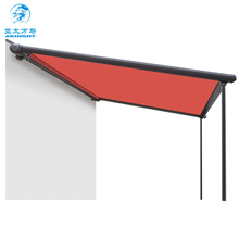 WM-T910 Residential and commercial retractable rooftop canopy