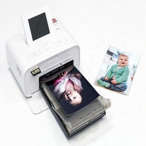 Photo paper For Canon Selphy CP1200 CP1000 CP100 CP900 C1300 Ink Cartridge KP-108in