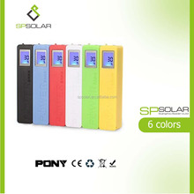Factory Rohs display 18650 rohs battery foc hiper goingpower power bank
