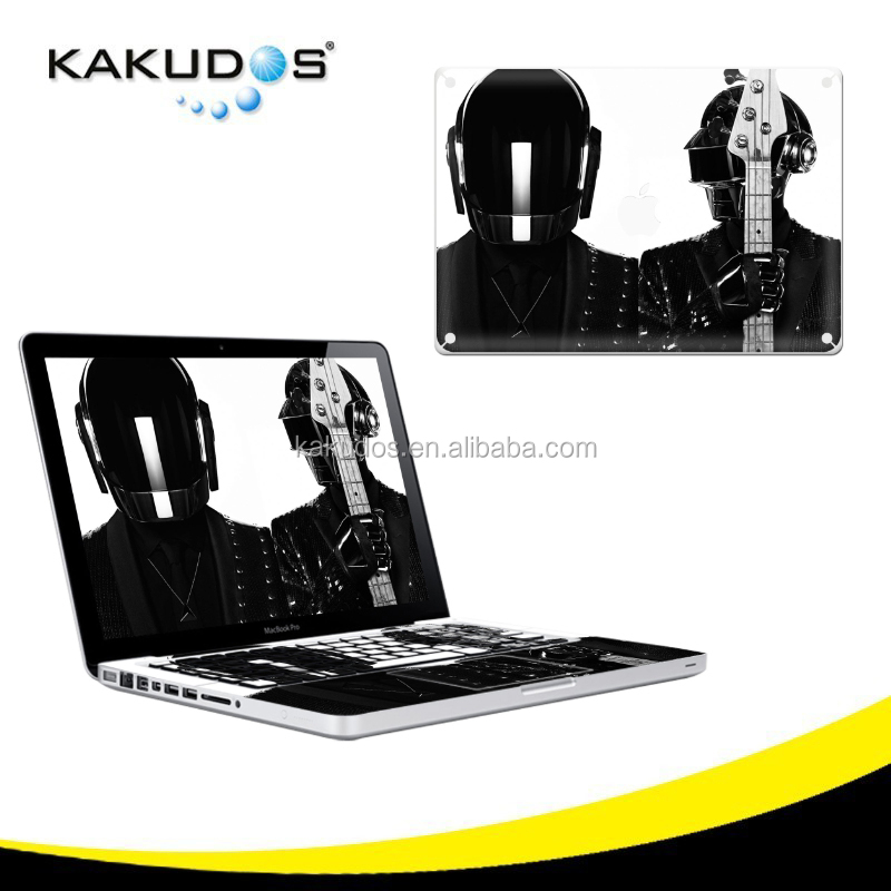 full body laptop skin cover and desktop computer skins