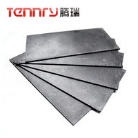 Electrolysis Anode Carbon Graphite Plates for Solar Heating System