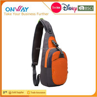 Shoulder Sling Bag Backpack,Casual Cross Body Bag Outdoor Chest Pack with Adjustable Shoulder Strap for Cycling