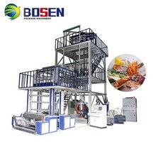Type MB 1300-3200mm PE 5 MULTI-LAYER FILM BLOWING MACHINE