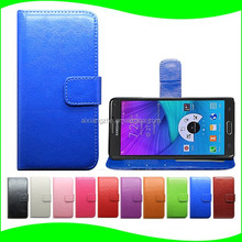 Wholesale Importer of Chinese Goods PU Card Holder Silicone Leather Flip Case Cover for Nokia ASHA 501